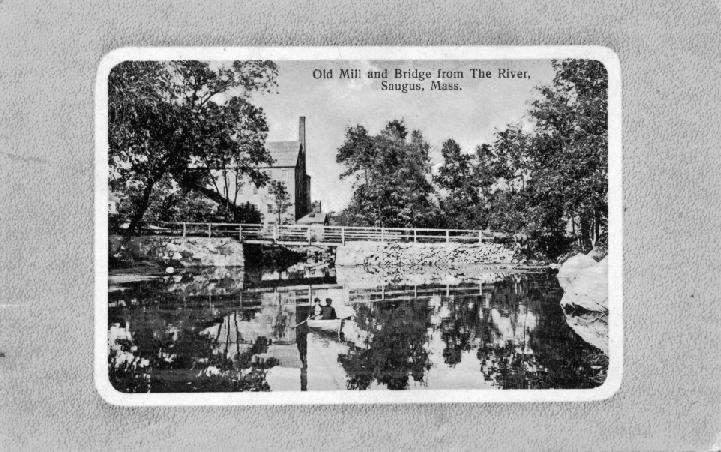 Saugus River and Salter's Mills